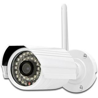 Digitus IP-Cam OptiMax Pro WLan Plug & View IP66 outdoor T/N