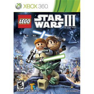 LEGO Star Wars 3 - The Clone Wars (X360)