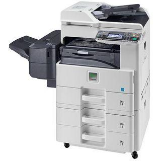 Kyocera FS-6530MFP/KL3 S/W Laser Drucken/Scannen/Kopieren LAN/USB 2.0