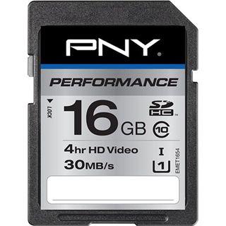 16 GB PNY UHS-I SDHC Class 10 Retail