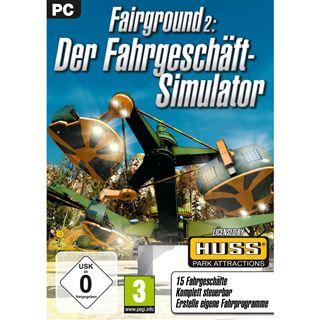 rondomedia Fairground 2 - Der Fahrgeschäft-Simulator