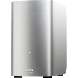 "4000GB WD My Book Thunderbolt Duo NP WDBUTV0040JSL-EESN 3.5"" (8.9cm) Thunderbolt silber"