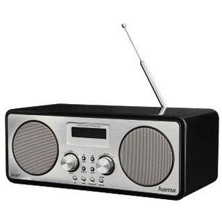 Hama Digitalradio DR1500 BT DAB+ FM