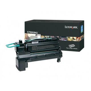 Lexmark Toner schwarz C792 20000 Seiten