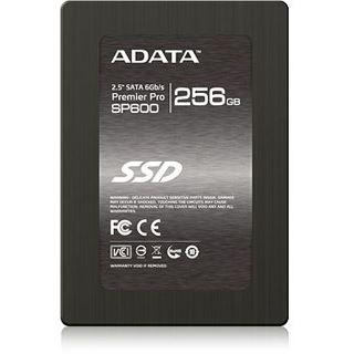 """256GB ADATA Premier Pro SP600 2.5"""" (6.4cm) SATA 6Gb/s MLC (ASP600S3-256GM-C)"""
