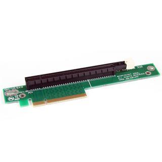 Startech PEX8TO16R PCIe Riser Karte x16 1 Port PCIe 2.0 x8 retail