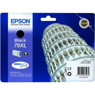 Epson SP BLK 79XL DURABrite UltraInk