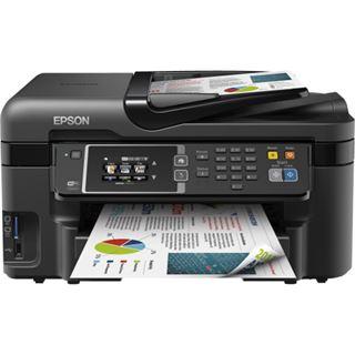 Epson WorkForce WF-3620DWF Tinte Drucken/Scannen/Kopieren/Faxen Cardreader/LAN/USB 2.0/WLAN