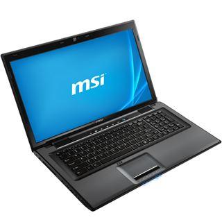 """Notebook 17.3"""" (43,94cm) MSI CR70-2Mi345W7"""