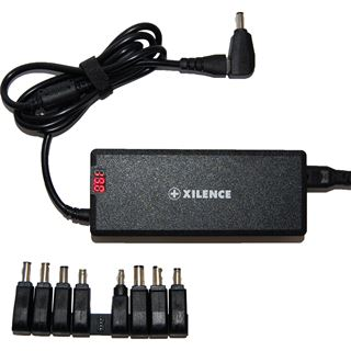 Xilence Mini Universal notebook charger 90W schwarz