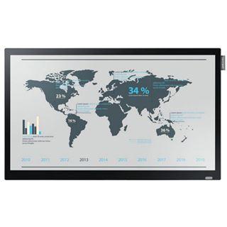 "21,5"" (54,61cm) Samsung Smart Signage DB22D-T Touch schwarz 1920x1080 1xHDMI / 1xVGA"