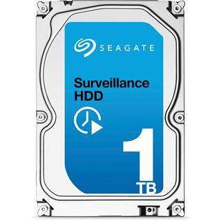"""1000GB Seagate SV35.6 +Rescue ST1000VX002 64MB 3.5"""" (8.9cm) SATA 6Gb/s"""