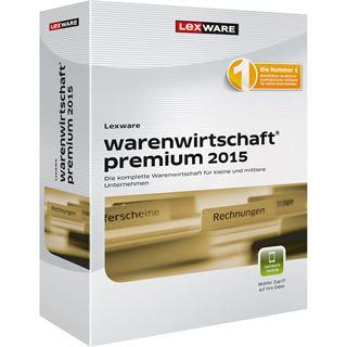 Lexware Warenwirtschaft Premium 2015 32/64 Bit Deutsch Buchhaltungssoftware Vollversion PC (CD)