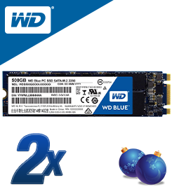 500GB WD Blue M.2 2280