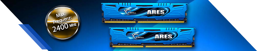 G.Skill 16GB ARES DDR3 Dual Kit